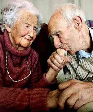 old couple